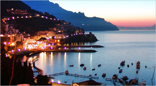 Week End Low Cost Positano
